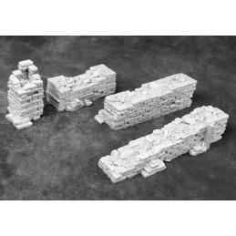 Ruines d'usine