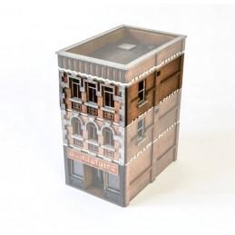 Bâtiment d'habitation/boutique - étage supplémentaire B