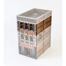 Bâtiment d'habitation/boutique - étage supplémentaire C