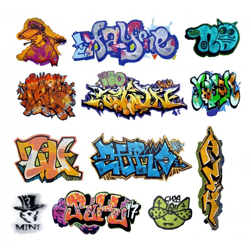Graffitis 2