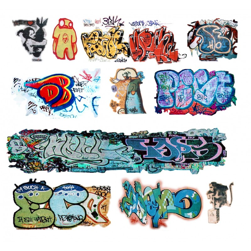 Graffitis 4