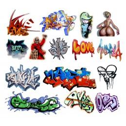 Graffitis 5