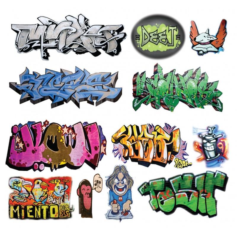Graffitis 8