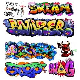 Graffitis 11
