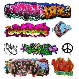 Graffitis 13