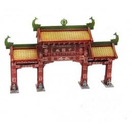 Porte arche pour Chinatown
