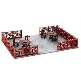 Terrasse pour restaurant