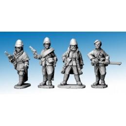 NWF010 Officiers britanniques