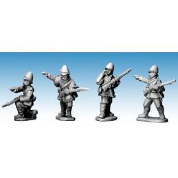 NWF018 Sous-officiers britanniques