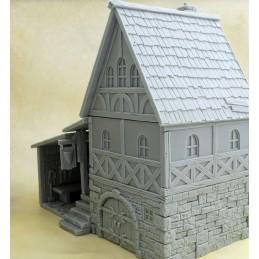 Forge médiévale