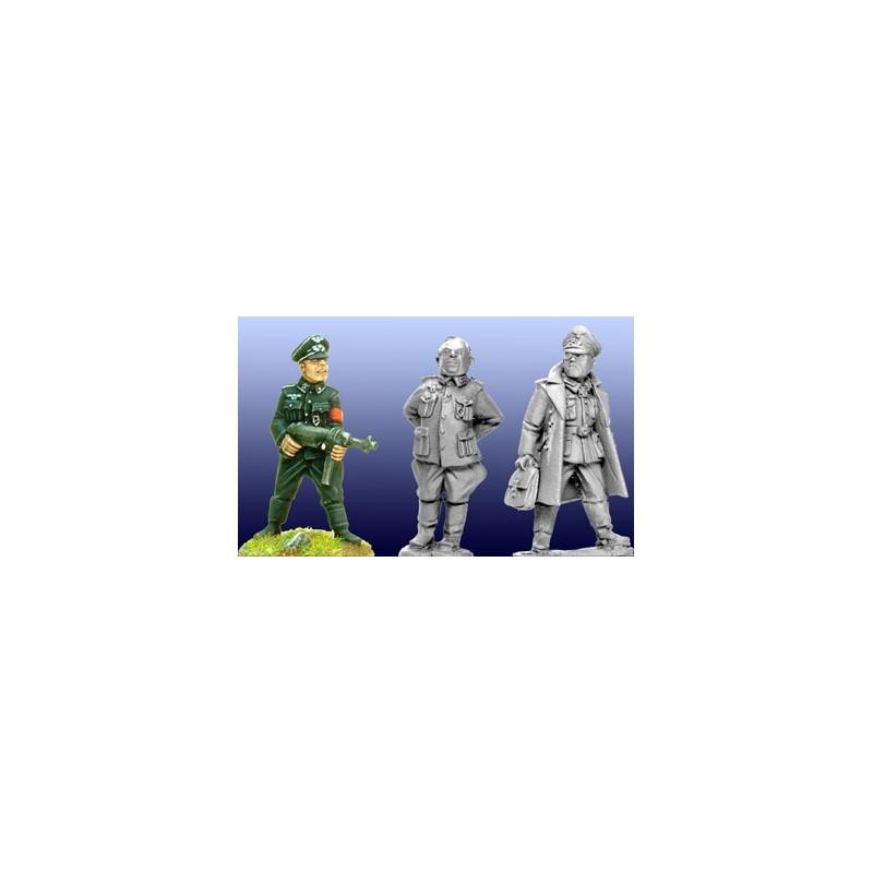 PLP557 - Officiers allemands