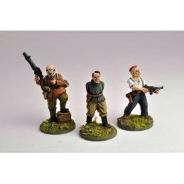 PLP585 - Armée privée - mercenaires