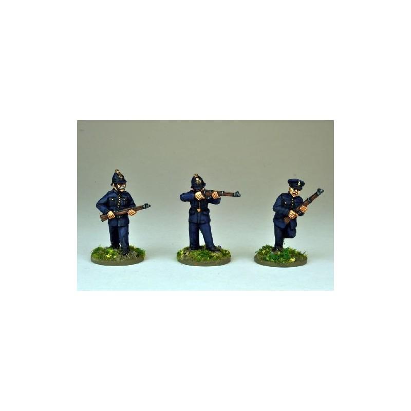 PLP588 - Policiers britanniques armés