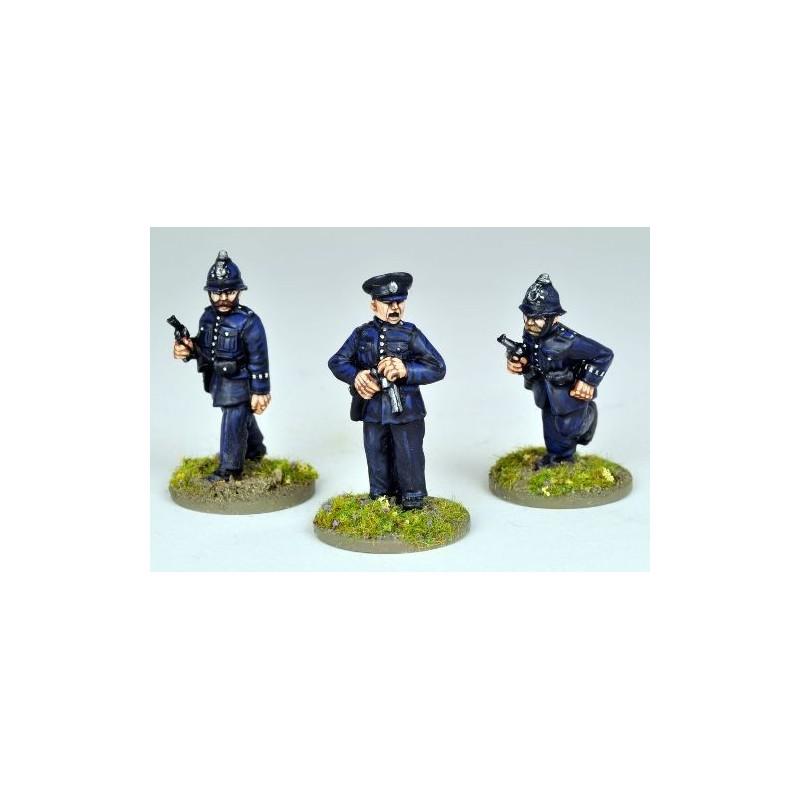 PLP595 - Policiers britanniques armés II