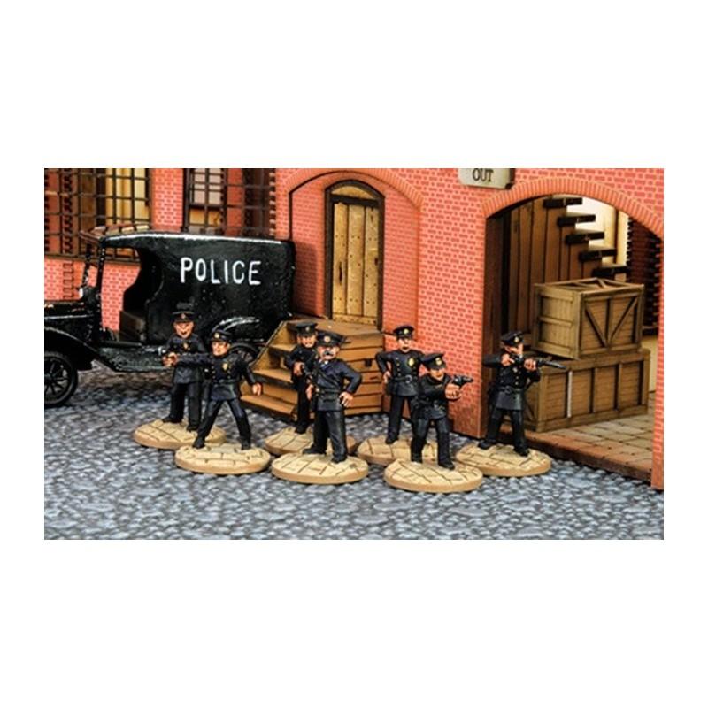 TCW006 - Les policiers