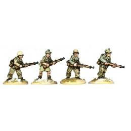 SWW001 - Deutsches Afrika Korps avec fusils I