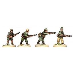SWW002 - Deutsches Afrika Korps avec fusils II