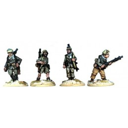 SWW004 - Deutsches Afrika Korps équipe MG34 I