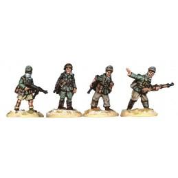 SWW005 - Deutsches Afrika Korps officiers