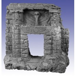Ruine égyptienne