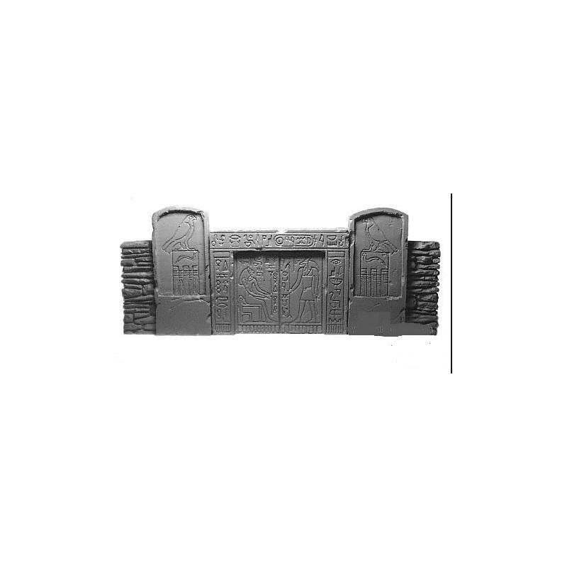 Porte de tombeau égyptien