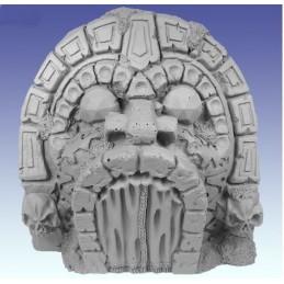 Autel aztèque