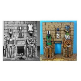 La tombe du pharaon