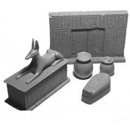 La crypte du pharaon