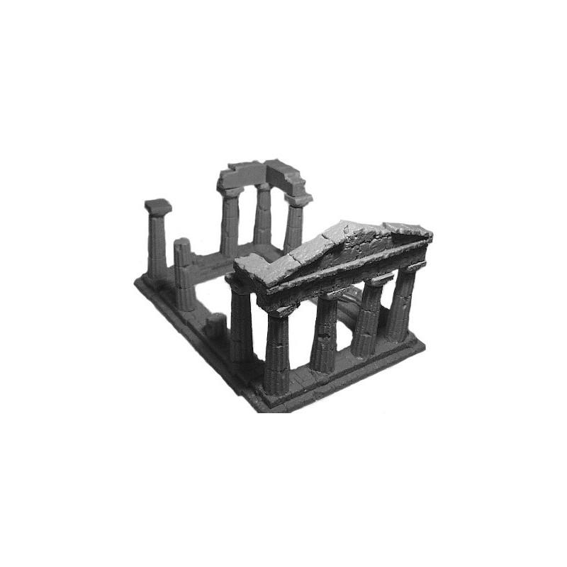 Ruines d'acropole