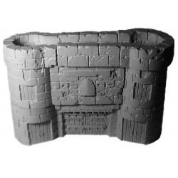 Porte de forteresse
