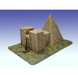 Pyramide nubienne