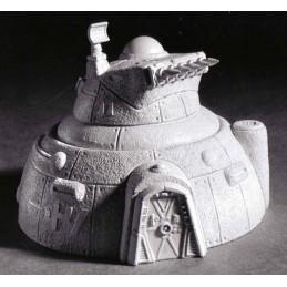 Bunker avec lance-missiles