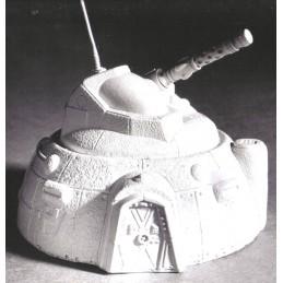 Bunker avec auto-canon