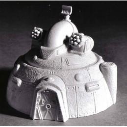Bunker avec missiles V-12