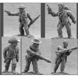 PMX04 Americano Mercenarios