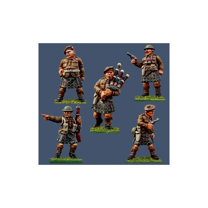 PBT12 Commandement Highlanders