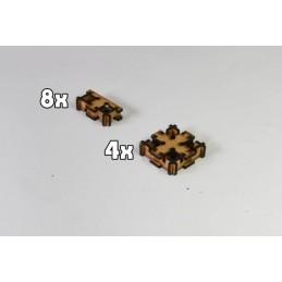 Set de connecteurs