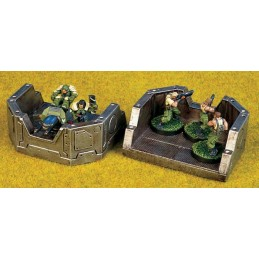 Bunkers légers