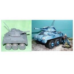 NVO-002 Char de bataille (roues)