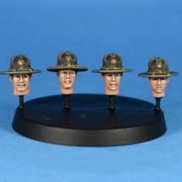 Têtes de shérifs US
