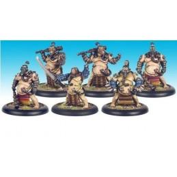 34403 Gardes du corps Sumo