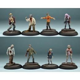 Bande de zombies 9