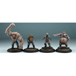 Personnages zombies 1
