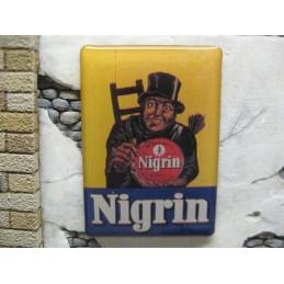 """Panneau publicitaire """"Nigrin"""""""