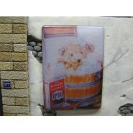 """Panneau publicitaire """"Ipso"""""""