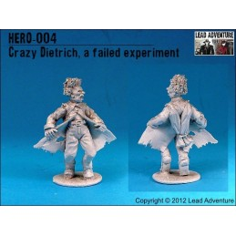 Crazy Dietrich, A Failed Experiment