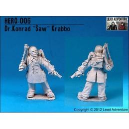 "Dr. Konrad ""Saw"" Krabbo"