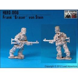 """Frank """"Eraser"""" von Stein"""
