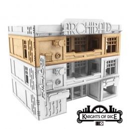 Étage supplémentaire Archibald hôtel
