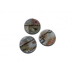 Bases rondes de 50mm